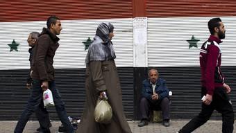 Seit Ausruf der Waffenruhe kehrt in vielen Gegenden Syriens etwas Normalität ins Leben der Menschen zurück. Bald wird in Genf über eine längerfristige Friedenslösung verhandelt (Symbolbild).