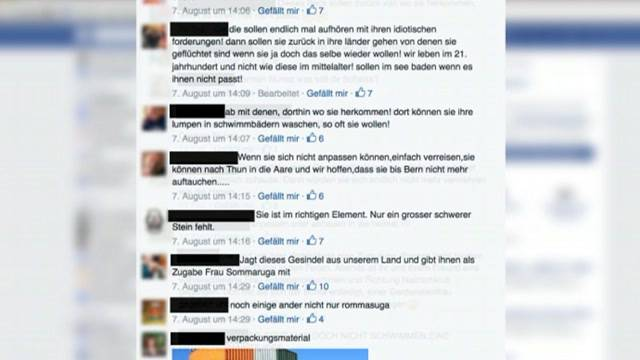 Rassisten im Internet