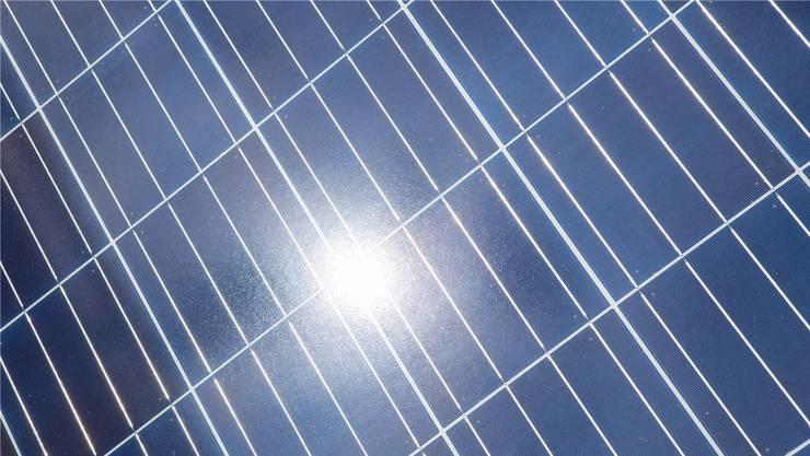 Die SP will voll auf Solarenergie setzen.