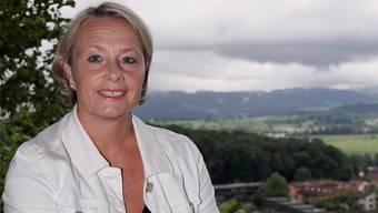 «Wir nehmen gerne Partner auf, die helfen, die Mitte zu stärken»: CVP-Nationalrätin Elisabeth Schneider-Schneiter.