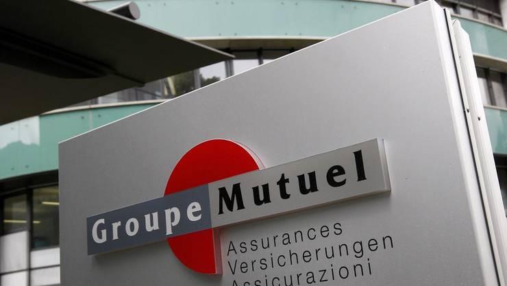 Der Westschweizer Krankenkasse Groupe Mutuel rennen die Kunden die Türe ein.