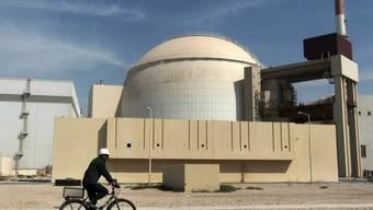 Reaktor des iranischen AKW Busher (Symbolbild)