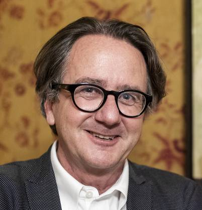 Stadtrat Erich Obrist