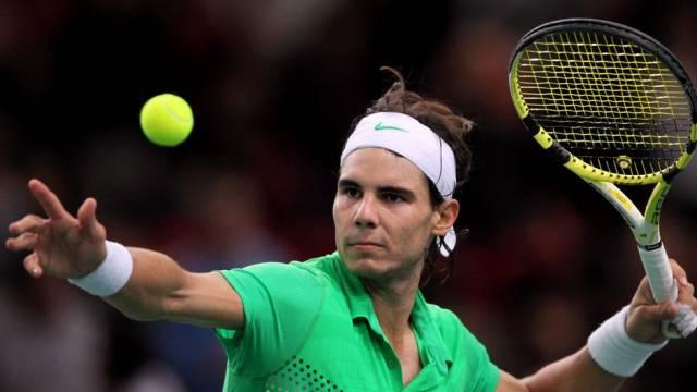 Spanien kann im Davis-Cup-Final wieder auf Rafael Nadal zählen