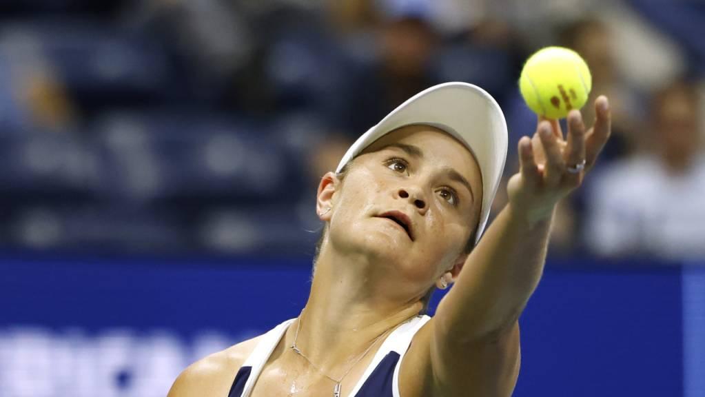Die Australierin Ashleigh Barty ist wie Aryna Sabalenka, Barbora Krejcikova und Karolina Pliskova schon jetzt für das Saisonfinale qualifiziert.