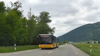 Die Pendler aus dem hinteren Thal sollen während der Weissensteintunnelsanierung in den Genuss eines Extra-Busses kommen.