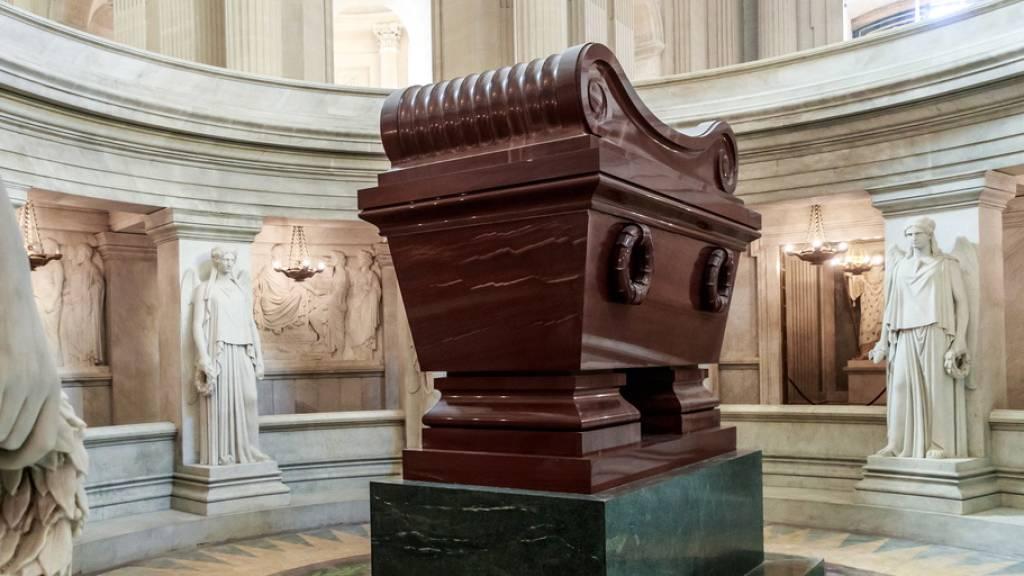 Auch zum 200. Todestag Napoleons Spekulationen über Giftmord