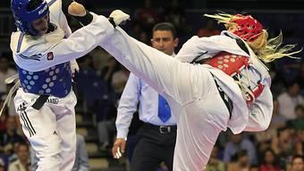 WM-Titel für die Schweiz im Taekwondo