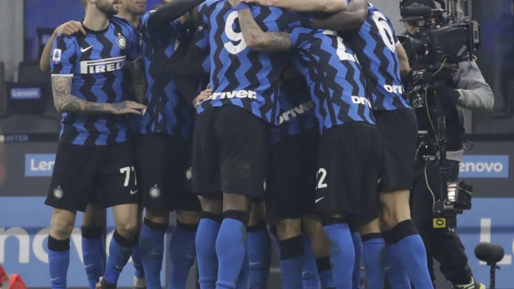 Inter weist Juventus in die Schranken