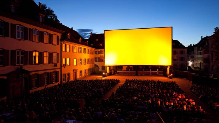 Das Orange Cinema heisst neu Allianz Cinema.