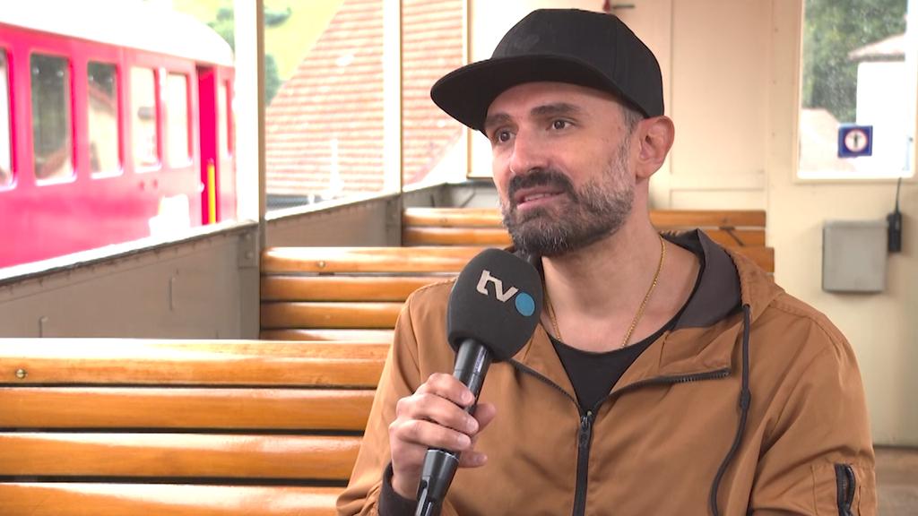 Miguel Camero: «In Heiden hatte ich meinen ersten Kuss»