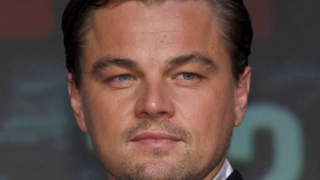 Spendete eine Million Dollar, um die Tiger vor dem Aussterben zu retten: Schauspieler Leonardo DiCaprio (Archiv)