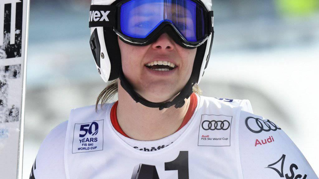 Christine Scheyer schafft in Zauchensee die Sensation: Erster Weltcup-Sieg