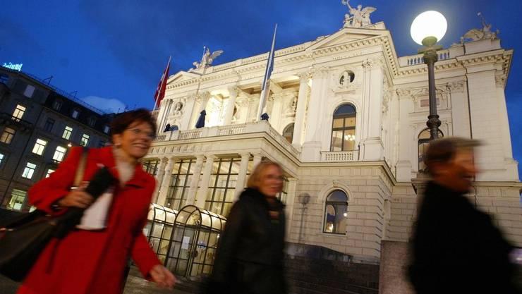 Opernhaus Zürich (Archiv)