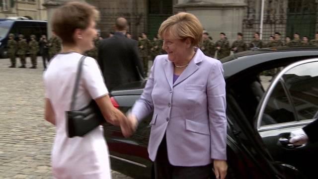 Wieso Angela Merkel die Schweiz als Vorbild sieht
