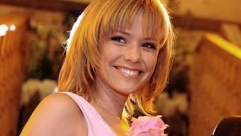 Francine Jordi hat das Lächeln nicht verlernt