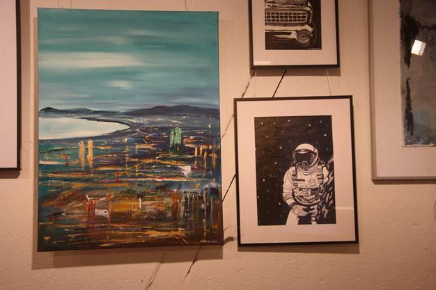 Die Motive in der Rothus-Galerie sind sehr vielfältig