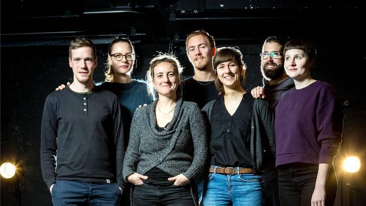 Den Flüchtlingen ein Gesicht geben will das Theater «Junge Marie» in seinem «Hänsel und Gretel». Chris Iseli