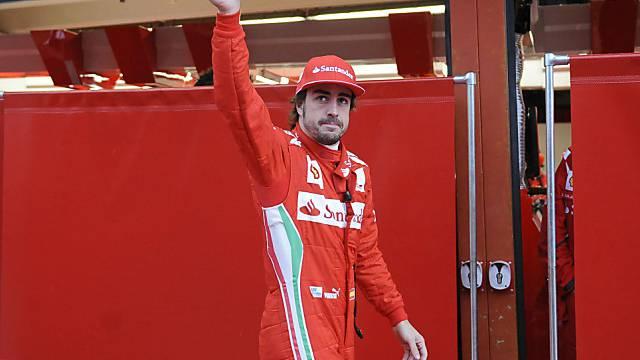 Wie 2010: Fernando Alonso siegt in Hockenheim