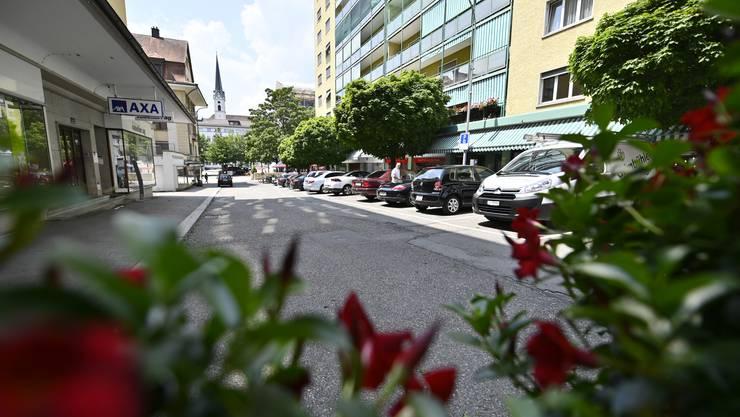 Marktstrasse Grenchen