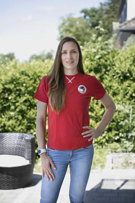 Coacht neu ihre alten Kolleginnen in Aarau: Anika Schulz, 37.