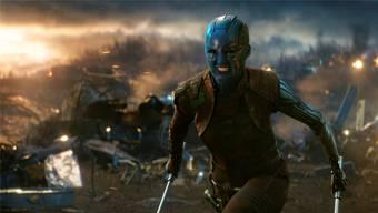 Für diese Kinoheldin sind Fans gaga: Nebula (Karen Gillan) in «Avengers: Endgame». Marvel Studios
