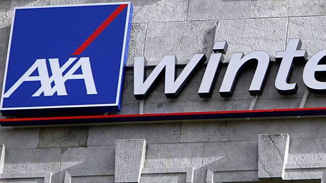 AXA Winterthur mit gewinn (Archiv)
