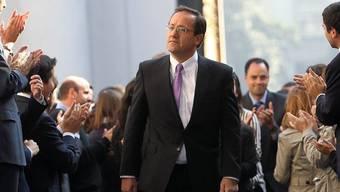 Abschied: Chiles Bildungsminister Harald Beyer in Santiago