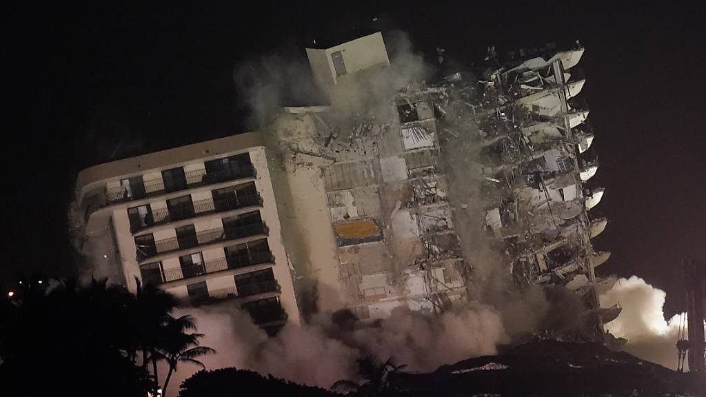 Nach Haussprengung in Florida drei weitere Leichen entdeckt