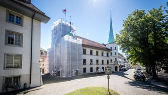Renovation Rathaus Solothurn