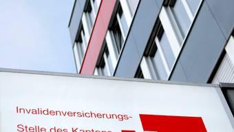 Die IV-Stelle Kanton Solothurn. (Archiv)