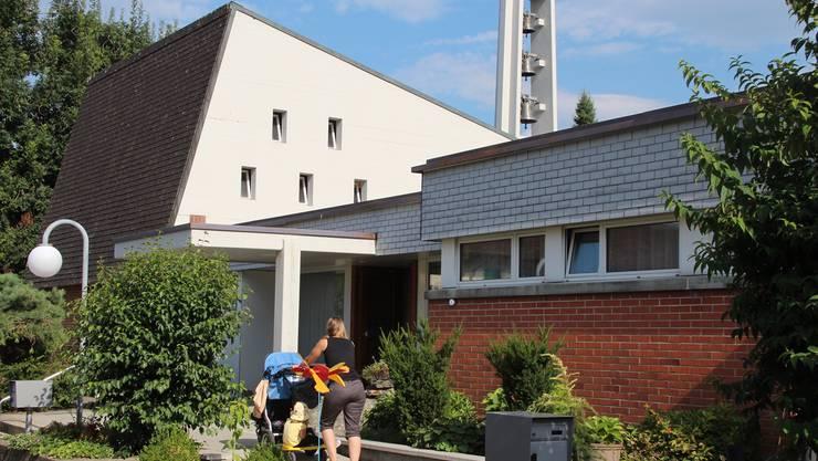 Die Kirche in Villmergen soll bald mehrfach genutzt werden können.