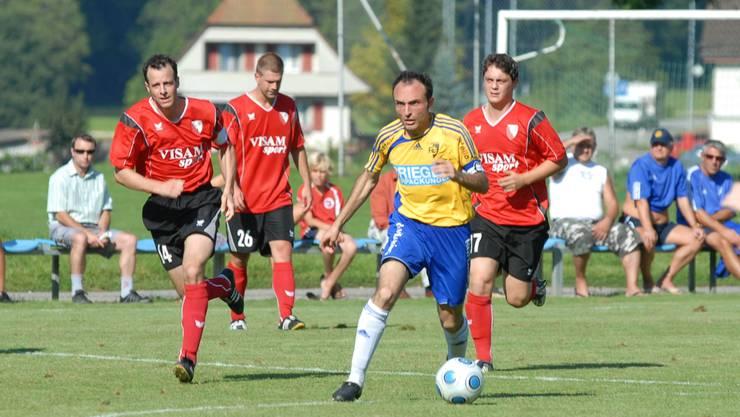 Der FC Liestal gewinnt gegen die AS Timau. (Archivbild)