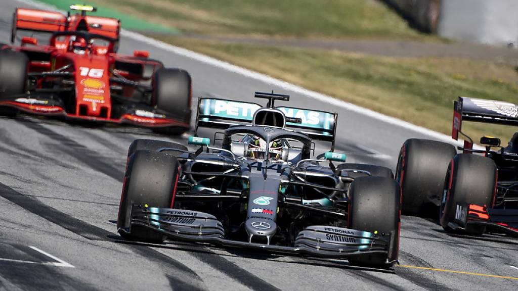 In der Formel 1 wird Budgetgrenze für 2021 gesenkt
