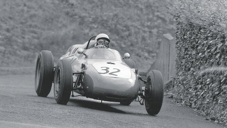 In seinem einzigen Formel-1-Rennen, dem Grossen Preis von Deutschland 1962, erreichte Heini Walter den 14. Rang.