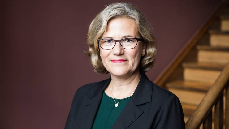 Carena Schlewitt, seit 2008 künstlerische Leiterin der Kaserne Basel, erhält den Basler Kulturpreis.