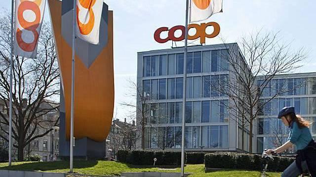 Auch Coop senkt die Preise
