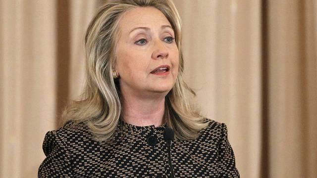 Hillary Clinton bezichtigt Russland der Helikopterlieferungen an Syrien (Archiv)