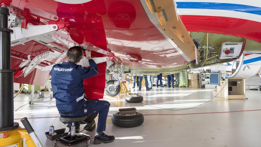 Flugzeugbauer Pilatus gerät wegen der Coronakrise in «gewaltige Turbulenzen»