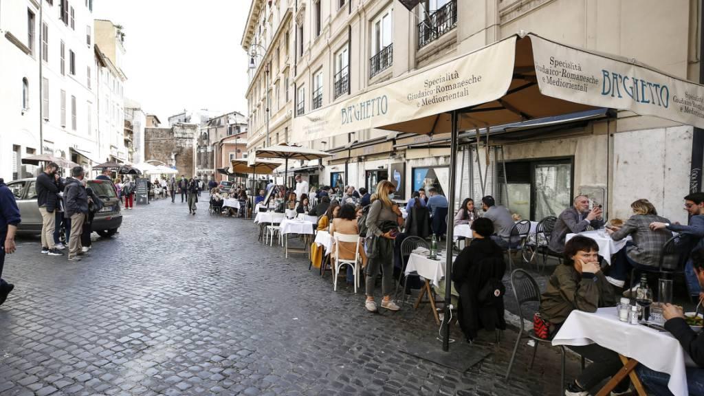 Fortschritte im Anti-Corona-Kampf in Italien: Keine Roten Zonen mehr