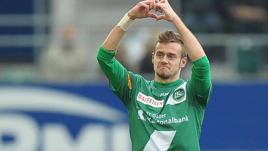 Ivan Martic war auch einmal beim FC St. Gallen tätig