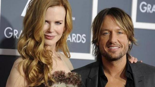 Nicole Kidman mit Ehemann Keith Urban (Archiv)