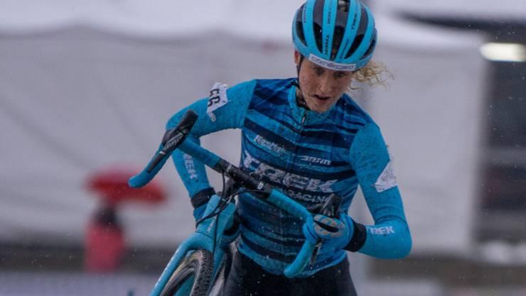 Unverwüstlich über Stock und Stein: Jolanda Neff enteilt der Konkurrenz an den Schweizer Meisterschaften