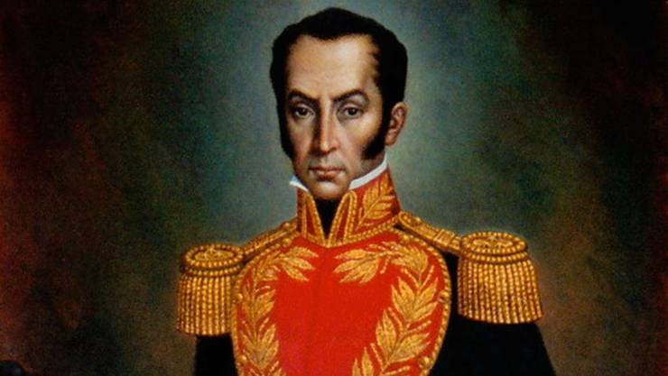 Simón Bolívar, Lateinamerikanischer Freiheitskämpfer: «Humboldt ist ein grossartiger Mann, der uns von unserer Blindheit befreit und unser Amerika so schön gezeichnet hat, wie es in Wirklichkeit ist.»