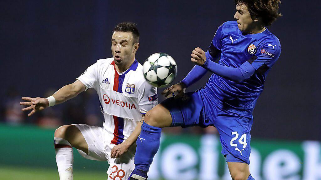 Ante Coric (rechts) trägt neu das Dress des FC Zürich
