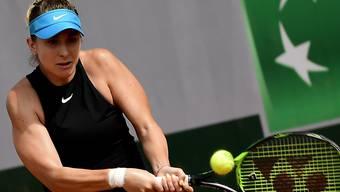 Belinda Bencic verliert in New Haven im Viertelfinal