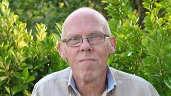 Dieter Altherr (SVP) kandidiert für das Gemeindepräsidium.