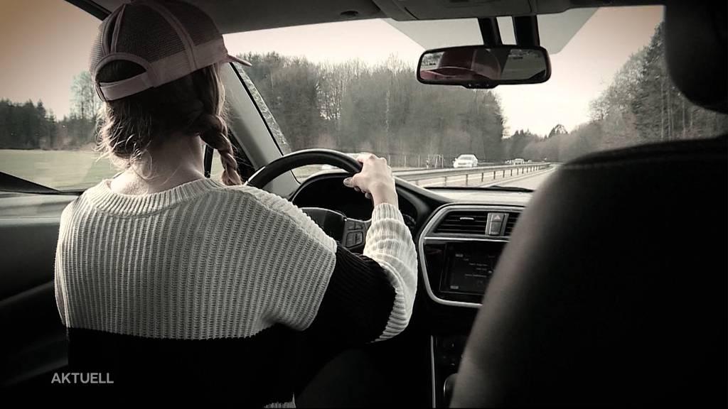 Polizei stoppt 14-Jährige auf der Autobahn