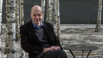 Alain de Botton - in Zürich aufgewachsen, heute in London lebend.