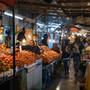 Schweinefleisch findet man auf dem Markt in der Altstadt der jordanischen Hauptstadt Amman nicht.